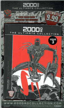 2000ad The Ultimate Collection: Shakara - The Avenger (Retail)