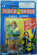 Judge Dredd with Lawgiver Bubble Buddies (String Attached)