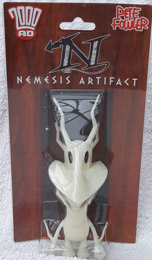 Unbox: Nemesis Artifact Glow in the Dark