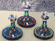 Heroclix: Judge Mortis Set