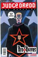 Judge Dredd Megazine Vol 1 Number 8