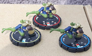 Heroclix: Judge Hershey Set