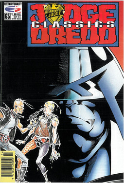 Judge Dredd Classics 65