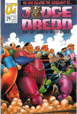 Judge Dredd 29