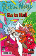 Rick and Morty: Go To Hell 1f