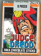 Judge Dredd Chocolate Candy Sticks