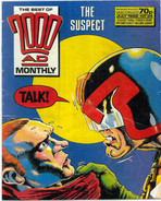 Best of 2000ad Monthly 34