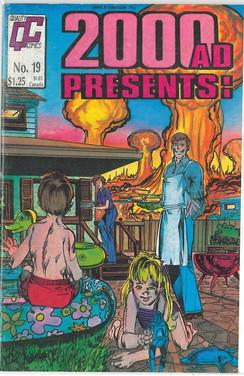 2000ad Presents 19