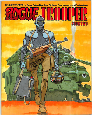 Rogue Trooper: Book 2