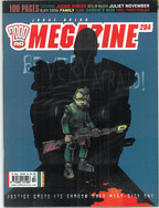 Judge Dredd Megazine Vol 5 Number 204