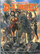 2000ad Presents Sci-Fi Thrillers