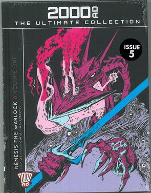 2000ad The Ultimate Collection: Nemesis the Warlock Volume One