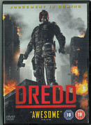 Dredd 2012 DVD