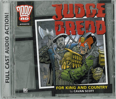 Judge Dredd: For King and Country
