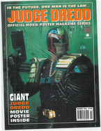 Judge Dredd Movie Poster Prog 2