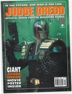 Judge Dredd Movie Poster Prog 2