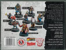 Mongoose: Boxset The Ape Gang Rear