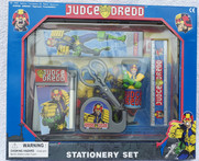Judge Dredd Deluxe Stationary Set