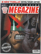 Judge Dredd Megazine Vol 5 Number 224