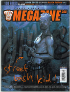 Judge Dredd Megazine Vol 5 Number 205
