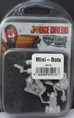 Mongoose-Warlord Blister: Mini-Bots