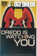 Judge Dredd 10 Cover RI
