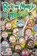 Rick and Morty: Pocket It Like You Stole It 1a