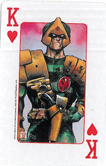 Playing Cards SFX: King of Hearts
