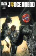 Judge Dredd 1 Cover RE Big Bang Comics