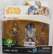 Twin Pack C3PO & R2D2