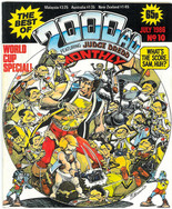 Best of 2000ad Monthly 10