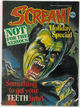 Scream Holiday Special 1986