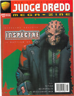 Judge Dredd Megazine Vol 3 Number 27