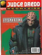 Judge Dredd Megazine Vol 3 Number 27
