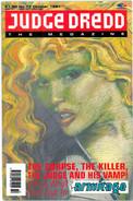 Judge Dredd Megazine Vol 1 Number 13