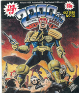 Best of 2000ad Monthly 13