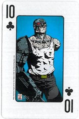 Playing Cards SFX: Ten of Clubs