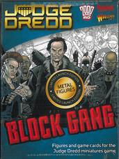 Warlord: Judge Dredd Block Gang