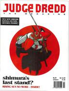 Judge Dredd Megazine Vol 2 Number 39