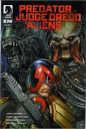 Predator vs Judge Dredd vs Aliens 4