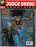 Judge Dredd Megazine Vol 3 Number 31