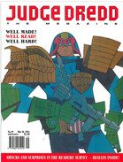 Judge Dredd Megazine Vol 2 Number 49