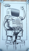 Walter the Robot Poster