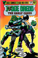 Judge Dredd the Early Cases 2