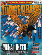 Judge Dredd Megazine Vol 5 Number 248