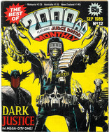 Best of 2000ad Monthly 12