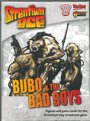 Warlord: Strontium Dog Bubo and the Bad Boys