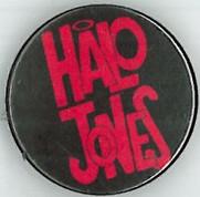 Halo Jones Badge Eighties