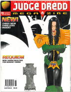 Judge Dredd Megazine Vol 3 Number 11