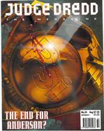 Judge Dredd Megazine Vol 2 Number 34
